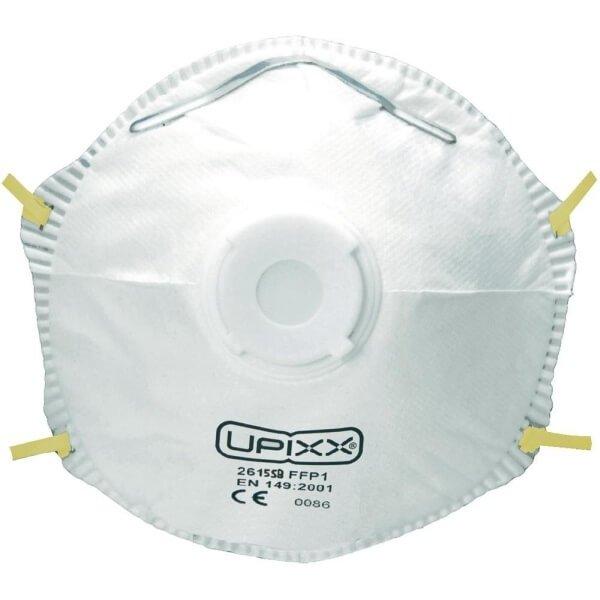 Feinstaubmaske FFP1D mit Ventil