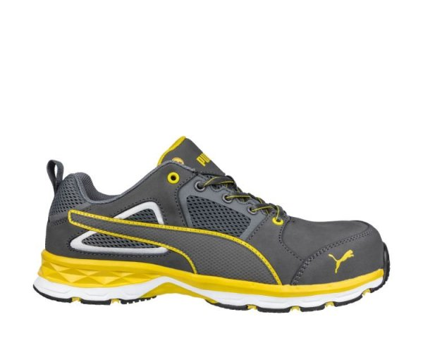 Puma Pace 2.0 Yellow LOW S1P Halbschuh 64.380.0