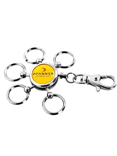 Pfanner Schlüsselanhänger Metall