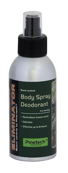 Body Deo Spray für die Jagd