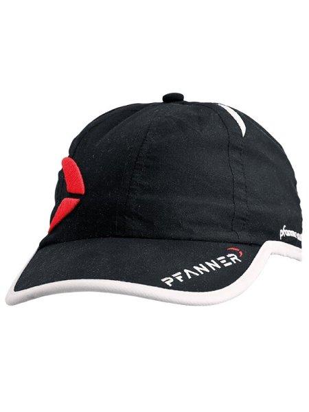 Pfanner Baseballcap Schwarz