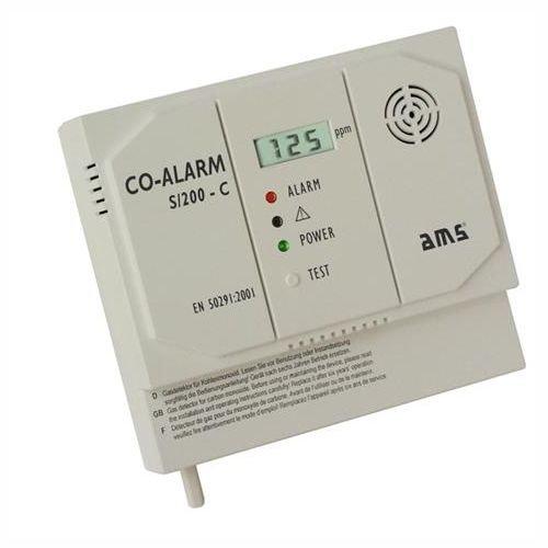 230V Kohlenmonoxidmelder