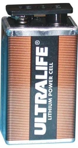 9V Lithium Batterie