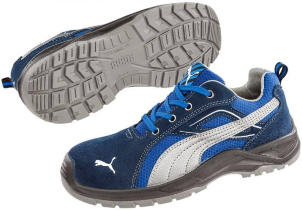 Puma Omni Blue Low S1P 64.361.0
