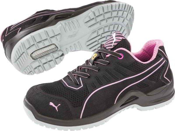 Puma Fuse TC Pink Wns Low S1P 64.411.0