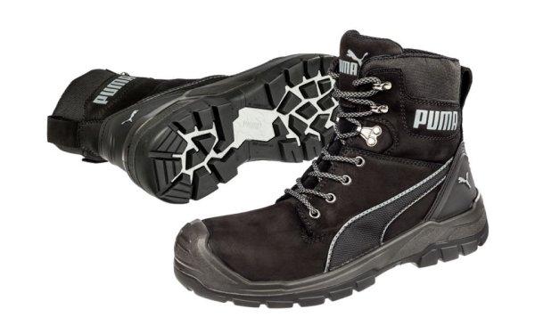 Puma Conquest BLK CTX High S3 Stiefel 63.073.0