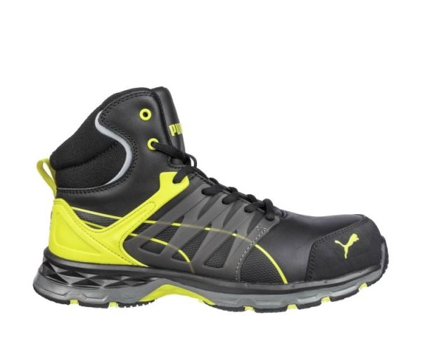 Puma Velocity 2.0 Yellow MID S3 Stiefel 63.388.0