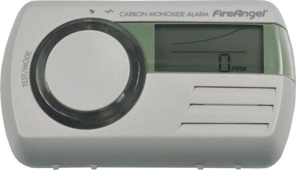 Kohlenmonoxidmelder mit Langzeitbatterie