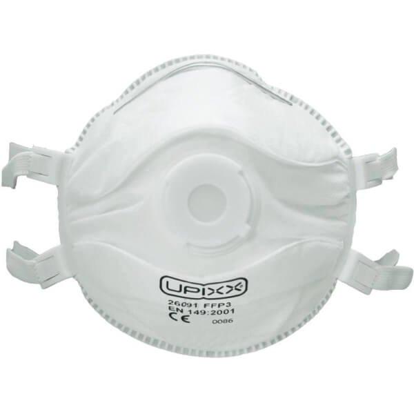 Feinstaubmaske FFP3D mit Ventil