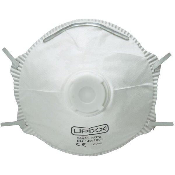 Feinstaubmaske FFP2D mit Ventil