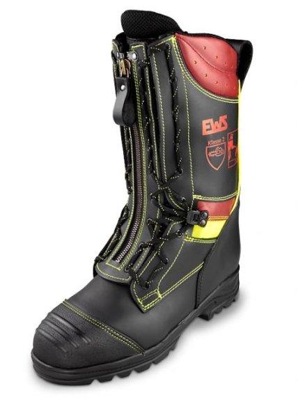 EWS Feuerwehrschnürstiefel Profi Premium Plus 2090