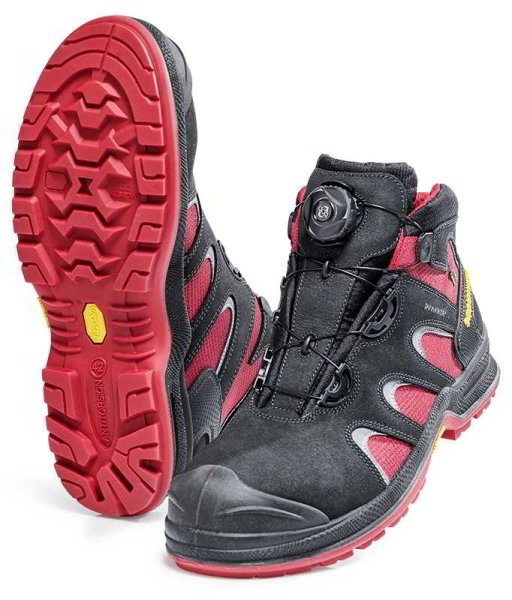 BOA® Seguro high SI-Schuh S3
