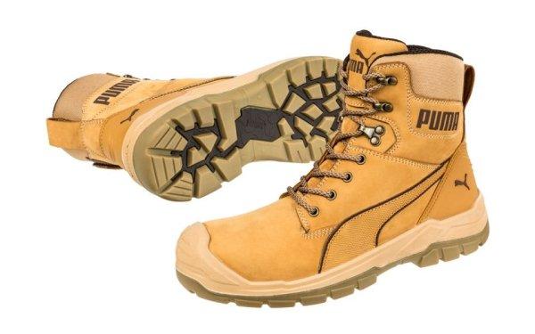 Puma Conquest Wheat High S3 Stiefel 63.065.0