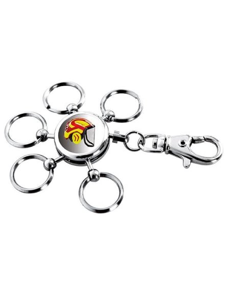 Protos Schlüsselanhänger Metall